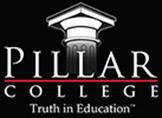 Pillar College Black w Tagline